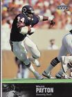 CHICAGO BEARS WALTE PAYTON 1997 UD LEGENDS FOOTBALL CARD #4