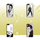 for iPhone & Samsung - ELVIS PRESLEY KING OF ROCK AND ROLL Phone Case Cover Q176
