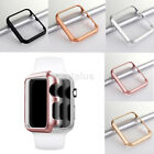 Aluminum Metal Protective Case Cover Bumper For Apple Watch Series 1/2 38/42mm k