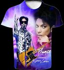 PRINCE I WANNA BE YOUR LOVER T-SHIRT SUBLIMATION TEE FRONT ONLY image