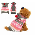 Внешний вид - Pet Dog Warm Clothes Puppy Cat Shirt Winter Sweater Costume Jacket Coat Apparel