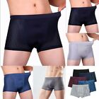 Fashion Mens Comfy Breathable Modal Underwear Boxer Shorts Briefs Lingerie hot