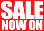 SALE NOW ON Poster, Ideal for RETAIL Quality & Large, FREE P+P, CHOOSE YOUR SIZE