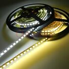 Single Row 5050 flexible LED Strip 120Led/m 5M 600 SMD DC 12V white warm XMAS NP