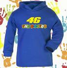ROSSI BABY/ BOYS  NOVELTY PERSONALISED GP HOODY GIFT 100% COTTON