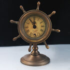 Chinese Collectible Bronze Handwork Mechanical Clock