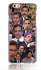 Many Faces of Michael Scott Paparazzi Soft TPU 3D Print Case Cover For iPhone 7