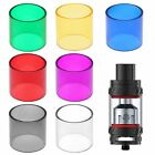 NEW Replacement Transparent Glass Tube Cap for SMOK TFV12 Cloud Beast King Tank