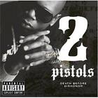 2 PISTOLS - DEATH BEFORE DISHONOR [PA] NEW CD