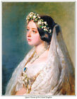 QUEEN VICTORIA OF THE UNITED KINGDOM PRINT. NOW AVAILABLE AS CANVAS PRINT,TOO !!
