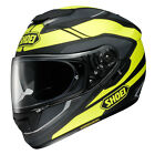 Shoei GT-Air ECE Helmet - Swayer TC-3 Yellow/Black Matte Dual Visor Street Road