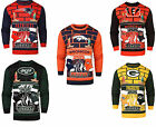 NFL 3D Mens Ugly Christmas Sweater $44.99 USD on eBay