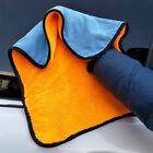 Car Auto Soft Microfiber Cleaning Cloth Towel Soft Drying Waxing Polishing Tool