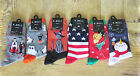 LADIES K BELL SOCKS SOX ALL HOLIDAY Size 9-11 Halloween Christmas You Choose