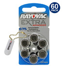 Rayovac EA Hearing Aid Batteries Size 675 (PR44) Mercury (Multi-Pack) 10/16 SALE
