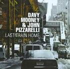 DAVY MOONEY - LAST TRAIN HOME NEW CD