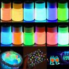 Glow in the Dark Acrylic Luminous Paint Bright Pigment Party Decoration DIY SP