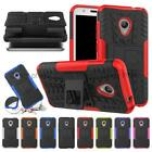 For Alcatel One Touch U5 5044D 5.0 Heavy Duty Kickstand Armor Hybrid Case Cover