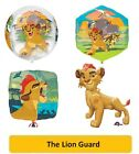 "THE LION GUARD Foil BALLOONS (SuperShape/Kids/Birthday/Party/Foil/18""/Latex)"