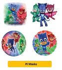 "PJ MASKEN FOLIENBALLONS (Kinder/Kinder/Geburtstag/Party/Folie/18""/Latex)"