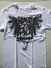 Linkin Park Skull 100% Cotton White Shirt New Style Rock Band