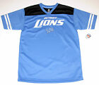 Detroit Lions Jersey T-Shirt Boy's size Large 14/16, New w/Tag
