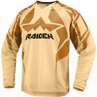 Icon Raiden Arakis Mens Jersey Tan