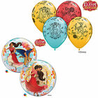 DISNEY ELENA OF AVALOR Qualatex Latex & Bubble Balloons (Kids Birthday/Party)