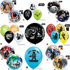 STAR WARS Licensed Qualatex Latex & Bubble Balloons (Kids Birthday/Party)