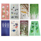 Japanese Curtain Noren Interior Doorway Door Kitchen Curtain Hanging Curtain