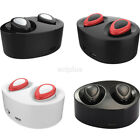 Twins Wireless Bluetooth Stereo Headset In-Ear Earphone EarPod for iPhone HTC US