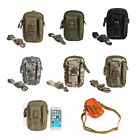 Multi-functional Waist Bag Camping Hiking Outdoor Tactical Pack Belt Bag Cover
