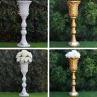"""WEDDING VASES 31"""" Crystal Beads Floral Plant Stand Pot Decorations WHOLESALE"""