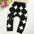 Baby Boy Girl Harem Pants Trousers Toddler Bottoms Slacks PP Leggings Clothes