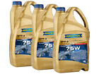 12 (3x4) Liter RAVENOL MTF-3 SAE 75W, Getriebeöl Made in Germany