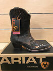 Ariat Dahlia Silly Brown/Chocolate Floral Boot