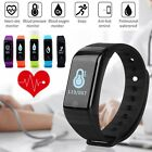 Health Fitness Activity Tracker Blood Pressure/Oxygen Heart Rate Monitor Watch