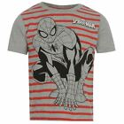 MARVEL SPIDERMAN:NEW 2015 T SHIRT,2/3,3/4,5/6,7/8YR,NEW WITH TAGS