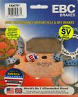EBC FA307SV SV Series Severe Duty Brake Pads (Made In USA)