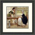 Global Gallery 'Pot-Pourri' by George Dunlop Leslie Frame...