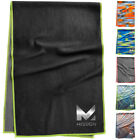 "Mission Athletecare HydroActive Max Large Cooling Power Towel - 11"" x 33"" image"