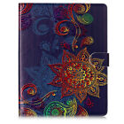PU Leather Smart Wallet Stand Case Cover for iPad Air Pro Mini 1 2 3 4 5 9.7