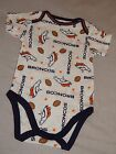 NEW Denver Broncos Football Bodysuit Outfit Shirt Baby Creeper Infant Sizes on eBay