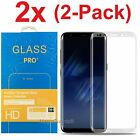 Full Cover Tempered Glass Screen Protector for Samsung Galaxy S8 S9 Plus Note 8
