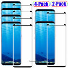Case Friendly Tempered Glass Screen Protector For Samsung Galaxy S8 S8 Plus +