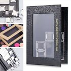 DIY Empty Magnetic Makeup Eyeshadow Blush Powder Palette Cosmetic Large/Small