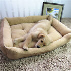 New Dog Cat Soft Sleeping Bed Doggie Teddy Winter Warm Sofa Bed Quality Mat