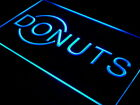 i394-b Donuts Cafe Resturant Advertising Neon Light Sign