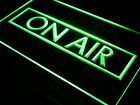 i480-g On Air Recording Studio NEW Neon Light Sign