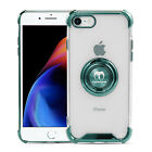 For iPhone 7 8 iPhone8 Case Shockproof Protective Ring Hybrid Soft Cover